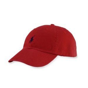 Polo Ralph Lauren Small Pony Baseball Hat